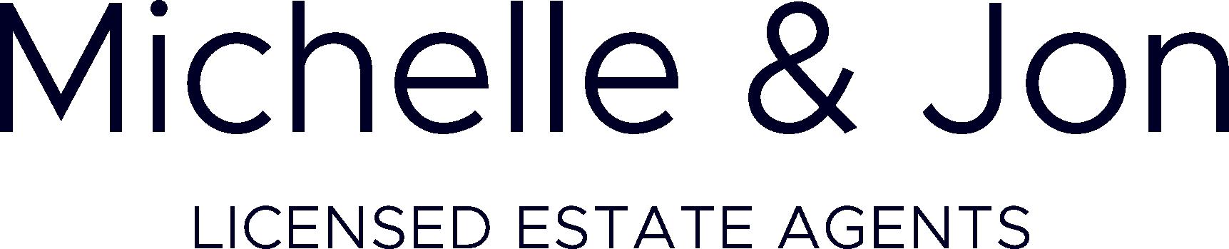 Michelle & Jon Licensed Estate Agents
